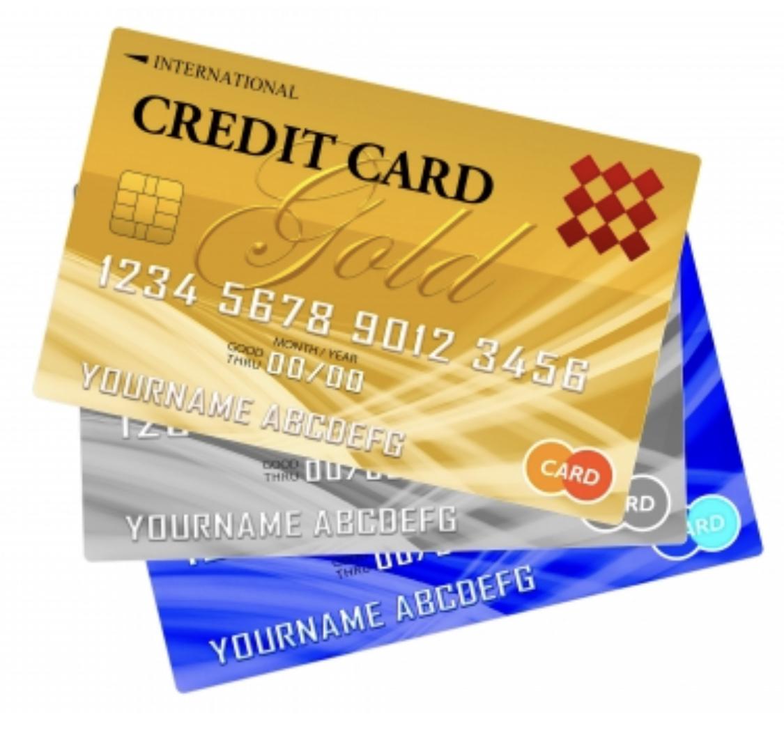 クレジットカードについて